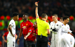 Paul Pogba did not deserve second yellow card, argues Mark Clattenburg