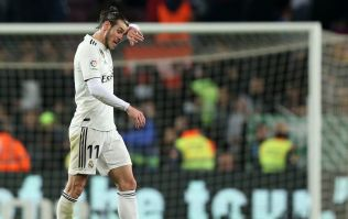 Gareth Bale faces possible 12 match ban for making offensive gesture in Madrid derby