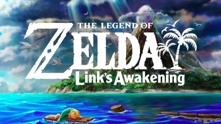 The Legend Of Zelda: Link's Awakening is being remastered for Nintendo Switch