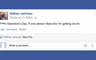 13 cringe Valentine's Day posts you're going to see on Facebook today