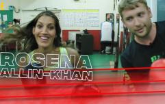 The boxer: Jabs from Dr Rosena Allin-Khan