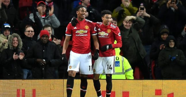 Solskjaer confirms Lingard and Martial will miss Liverpool and Chelsea games through injury