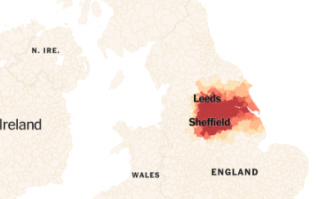 A New York Times quiz can determine where in the UK you come from