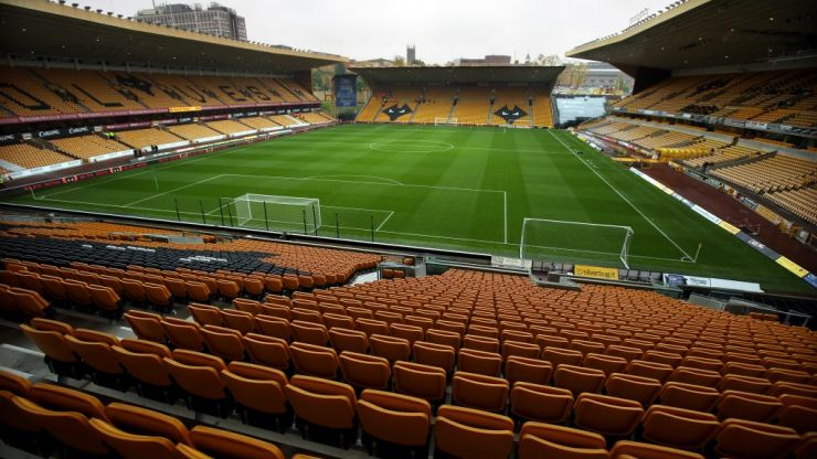 Wolves fan gets 3-year ban for throwing pie at West Ham supporter