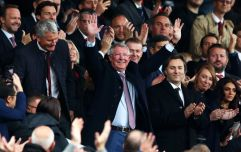 Sir Alex Ferguson will return to the Old Trafford dugout for '99 European Cup final replay