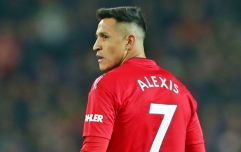 Alexis Sanchez confirms injury story that will further frustrate Man United fans