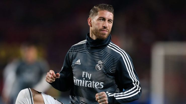 Sergio Ramos finally breaks record he has sought throughout his entire career