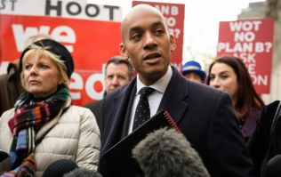 The Labour party is expected to split apart today