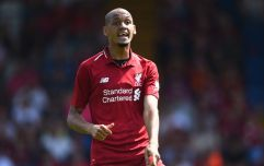 Fabinho set to start in defence against Bayern Munich