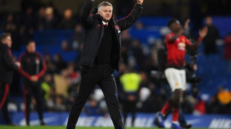 Ole Gunnar Solskjaer takes hilarious dig at Alan Shearer after FA Cup victory