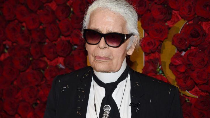Legendary fashion designer Karl Lagerfeld dies aged 85
