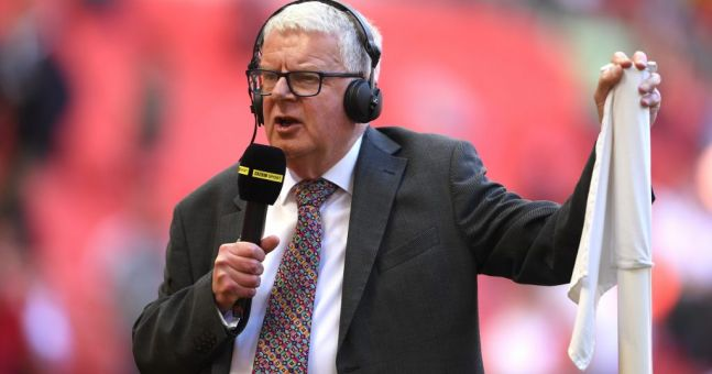 John Motson issues apology to Millwall striker over racism storm