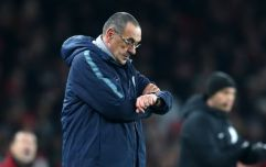Chelsea hold crisis talks with Maurizio Sarri amid concerns over recent performances