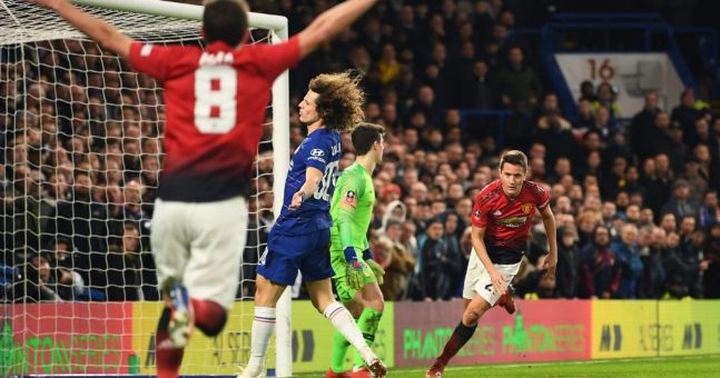 The 66th minute moment that summed up Ander Herrera's epic performance