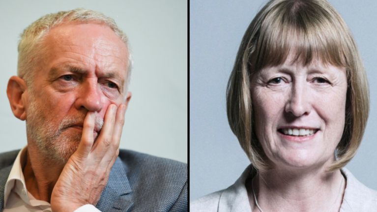 Young Labour criticised for Twitter response to Joan Ryan's resignation from party