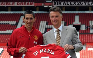 Angel Di Maria reveals row with Louis van Gaal that ended his Man Utd career