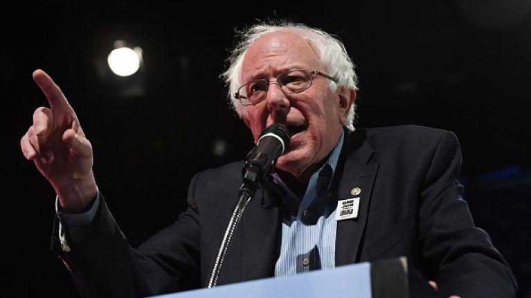 Bernie Sanders raises $6m after announcing 2020 presidency campaign