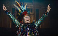 Watch the full-length trailer for upcoming Elton John biopic Rocketman