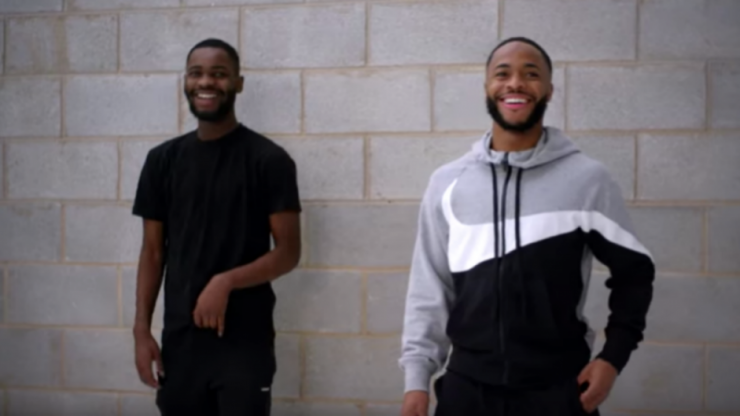 Raheem Sterling stars in video for Dave single 'Black'