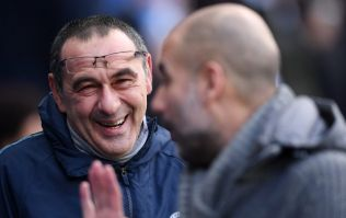 Statistically, Maurizio Sarri has started better at Chelsea than Pep Guardiola did at Manchester City