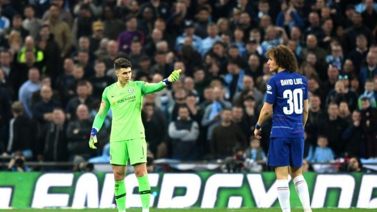 Kepa Arrizabalaga gives his side of incident with Maurizio Sarri