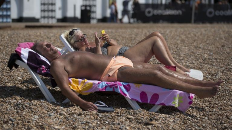 Today is the hottest day in February on record and tomorrow could beat it