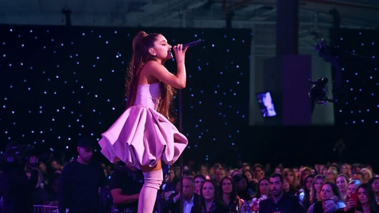 Ariana Grande will headline Manchester Pride in first return after 2017 attack
