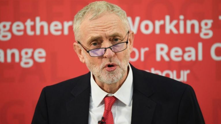 Labour will table amendment in favour of a People's Vote on Brexit