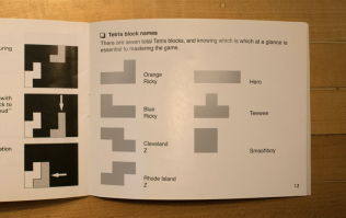 It turns out Tetris blocks actually have names and they're incredibly weird