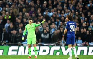 "Kepa Arrizabalaga admits making 'big mistake"" after being fined one week's wages"