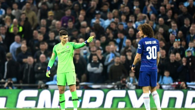 """Kepa Arrizabalaga admits making 'big mistake"""" after being fined one week's wages"""