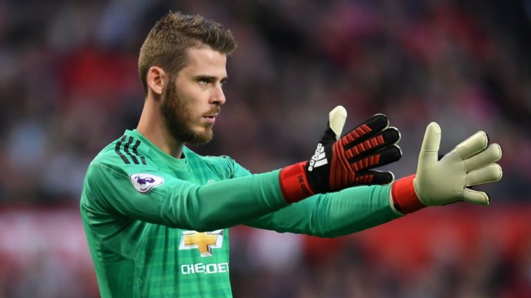Manchester United struggling to meet David de Gea's demands for a new contract