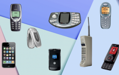 What your first mobile phone says about you