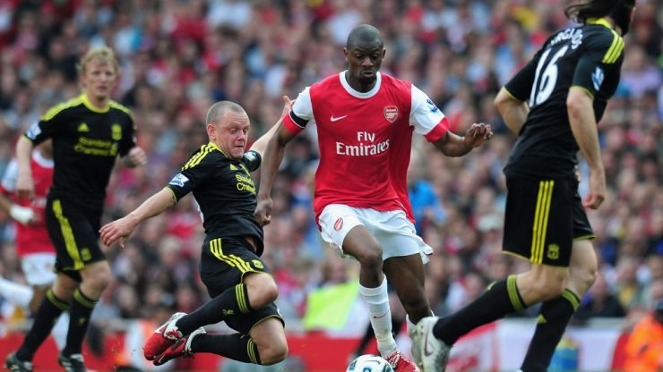 Farewell Abou Diaby, Arsenal's ultimate 'what if' footballer who should have been a world champion