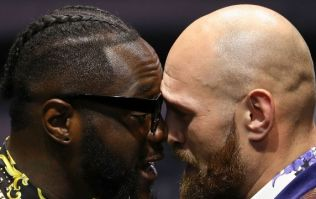 Deontay Wilder hits out at Tyson Fury for changing plans