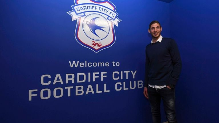 Cardiff City have not paid the first instalment of Emiliano Sala's transfer fee