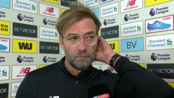 Jurgen Klopp calls bulls**t on story about Jordan Henderson and Sadio Mané
