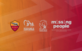 AS Roma will use transfer window to raise awareness of missing children