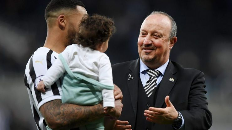Newcastle fans discuss the impact that Rafa Benitez had on their club and city