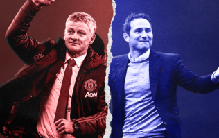 Frank Lampard will be the new yardstick against which Ole Gunnar Solskjaer is judged