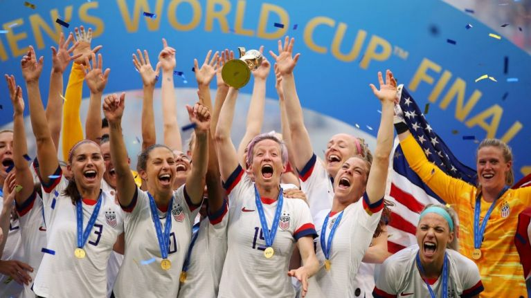 All hail the USWNT - the most impressive team in world football