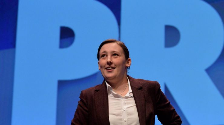 Mhairi Black on self ID, transphobia and Birmingham's LGBT lessons row