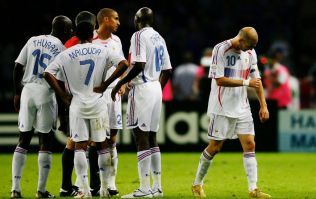 World Cup Moments: Zidane bows out in 2006