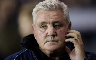 Steve Bruce, another fiver's worth of petrol pumped into the desperate Newcastle United banger