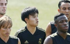 Who is Kubo? The Real Madrid teenager embarrassing his teammates