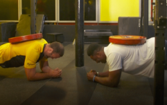 Rugby versus NFL: two top players take on a series of fitness challenges