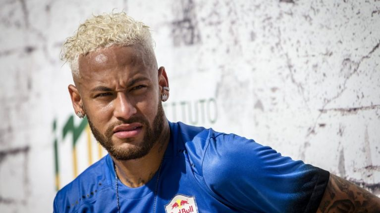 In a world containing Messi, Neymar will never find what he's looking for