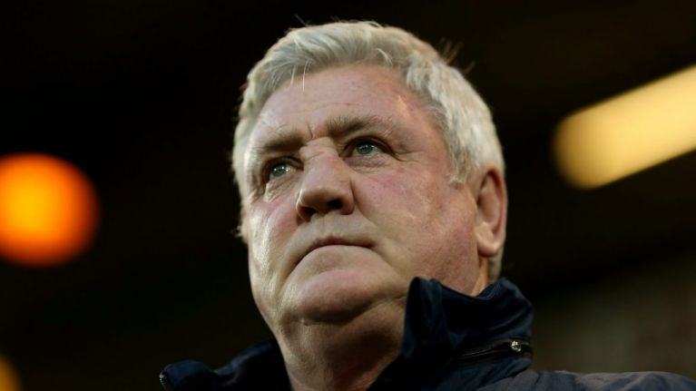 Steve Bruce's greatest disqualification for the Newcastle job is that he wanted it in the first place