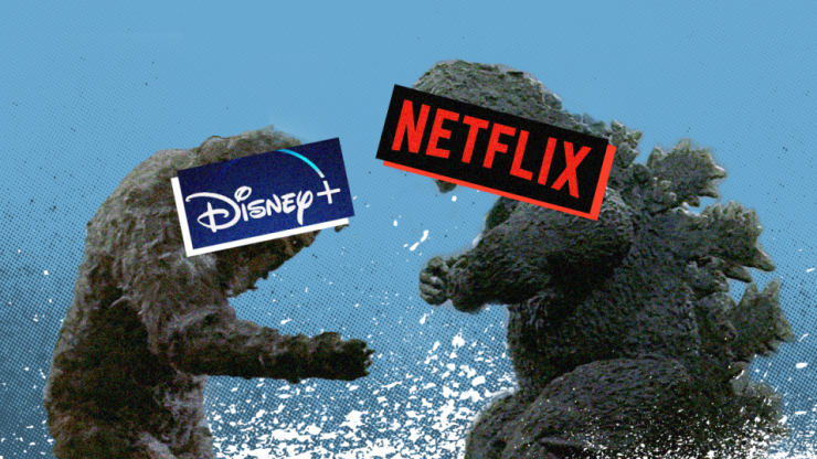Netflix has reported a loss in subscribers – and The Great Streaming War is just getting started