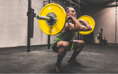 Lifting weights is better than cardio for heart health, study finds